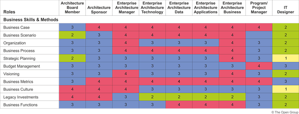 52.5.3 Enterprise Architecture Skills